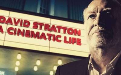 David Stratton:  A Cinematic Life (2017) – OUT NOW ON DVD!