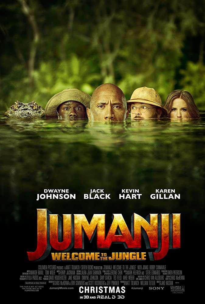 Jumanji-Welcome-To-The-Jungle-Poster
