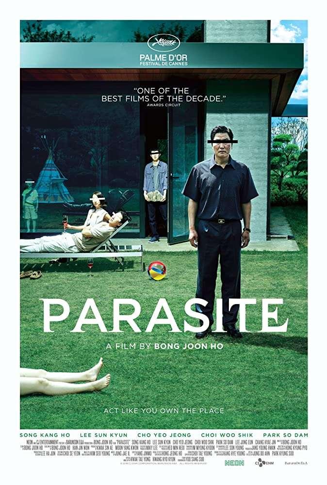 Parasite-Poster