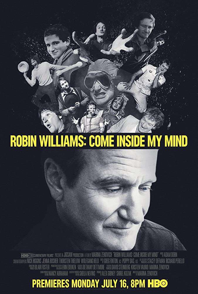 Robin-Williams-Come-Inside-My-Mind-Poster