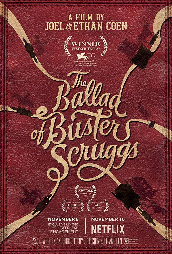 The-Ballad-Of-Buster-Scruggs-Poster