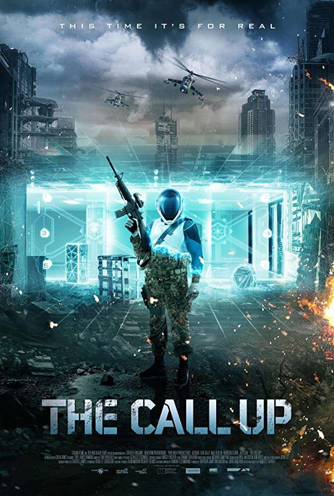 The-Call-Up-Poster