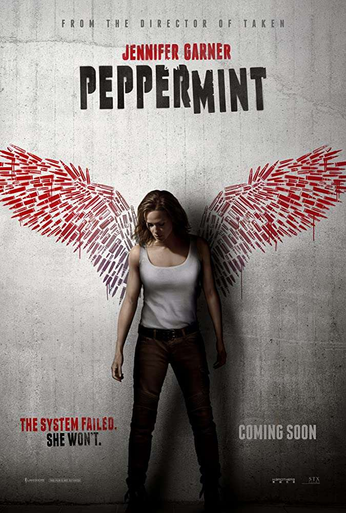 Peppermint-Poster