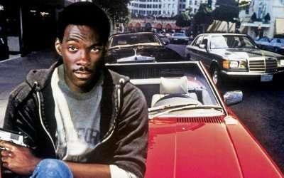 Beverly Hills Cop (1984) – NOW AVAILABLE ON 4K UHD, BLURAY & DVD!