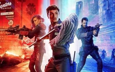 Future Man: Season One (2017) – OUT NOW ON BLURAY & DVD!