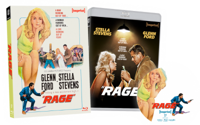 Rage (1966) – OUT NOW ON BLURAY!